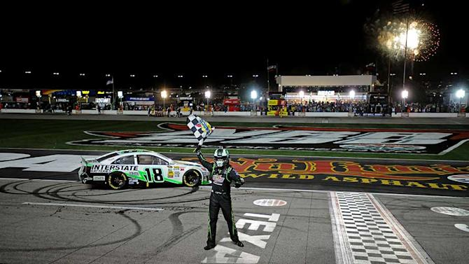 Kyle Busch Sweeps The Weekend In 300th Start