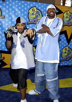 Redman and Method Man MTV Movie Awards - 5/31/2003