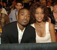 Ray J y Whitney Houston en abril 2008/ WireImage