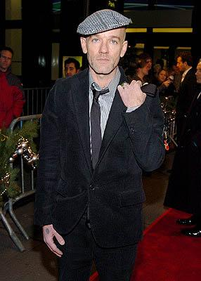 Michael Stipe at the NY premiere of Lions Gate's Beyond the Sea