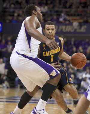 Cal rallies back to beat Washington 72-59
