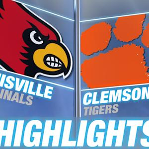 Louisville vs Clemson - May 3 | 2015 ACC Baseball Highlights