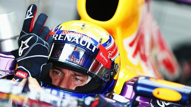 Red Bull's Mark Webber (AFP)