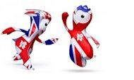 Maskon Olimpiade London 2012