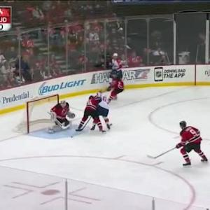 Keith Kinkaid Save on Dave Bolland (09:01/1st)