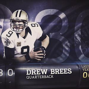 'Top 100 Players of 2015': No. 30 Drew Brees