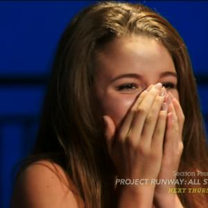 14-year-old Wins 'Project Runway Junior'