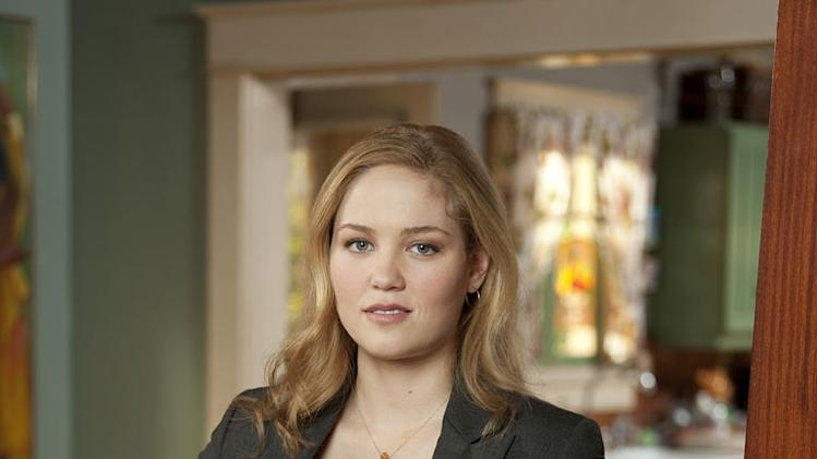 "Erika Christensen as Julia Braverman-Graham in ""Parenthood."""