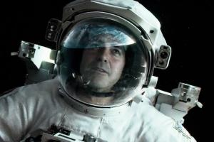 George Clooney Clarifies 'Gravity': I Didn't Write That Pivotal Scene (Exclusive)