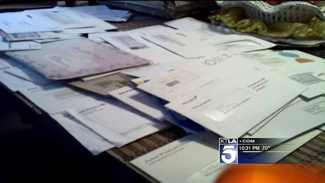 Carson Residents Claim Postal Carrier Dumped Stacks of Mail Into Trash Dumpster