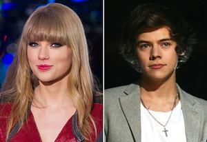 Taylor Swift, Harry Styles | Photo Credits: Michael Stewart/WireImage; Kevin Kane/Getty Images