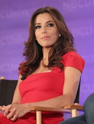 Executive Producer of 'Ready For Love' -- Eva Longoria -- attends the NBCUniversal summer press day held at The Langham Huntington Hotel and Spa, Pasadena, on April 18, 2012 -- Getty Premium