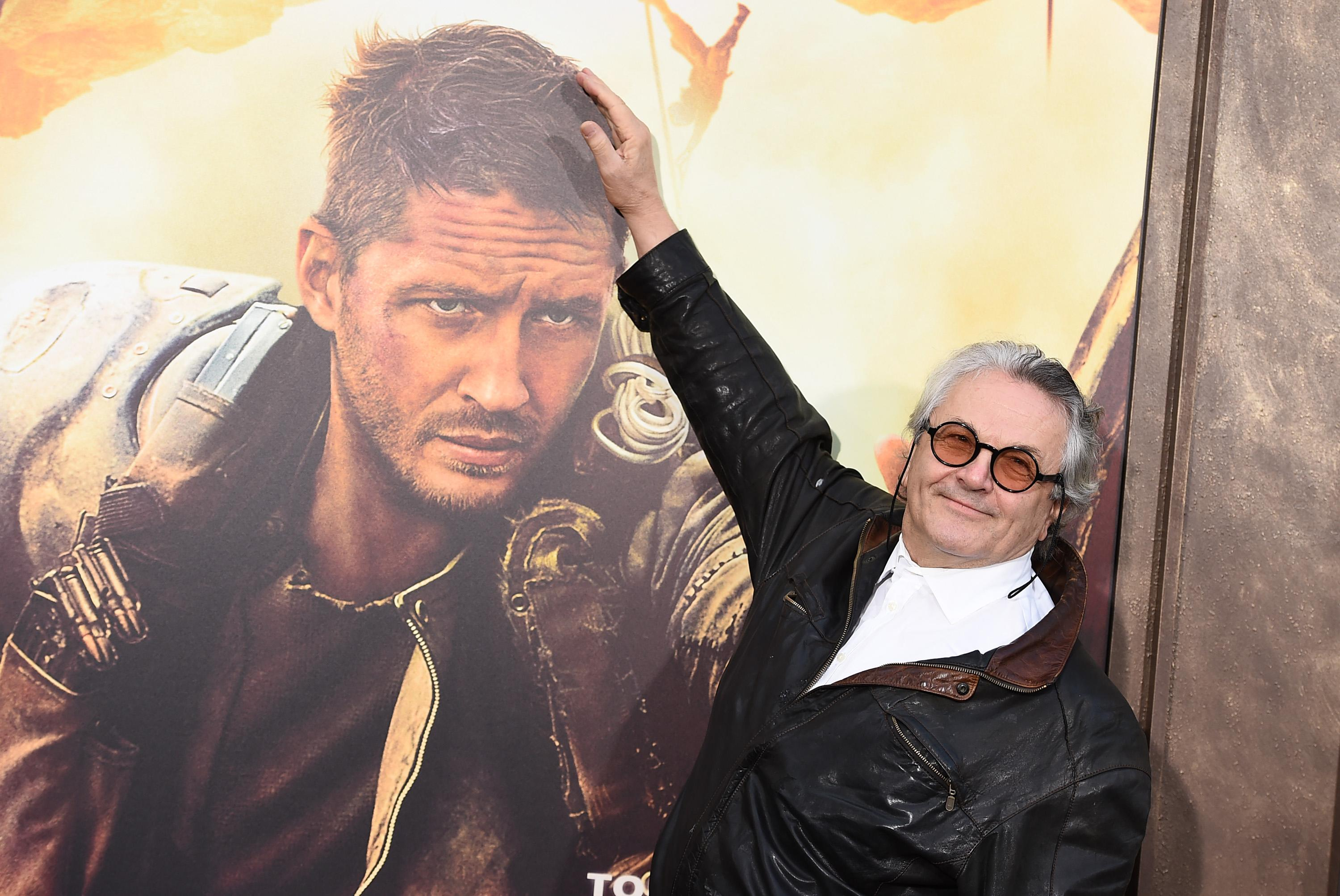 NBR names 'Mad Max: Fury Road' best film of the year