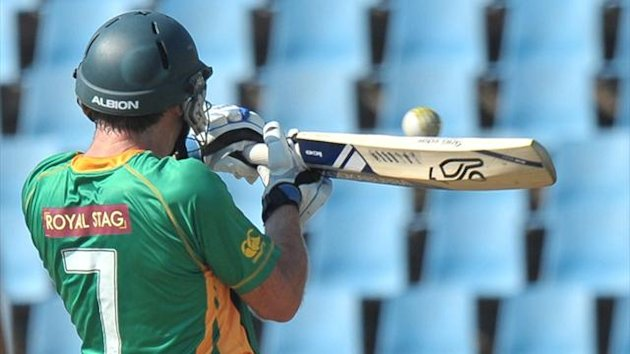 Central Districts Stags batsman Jamie How (AFP)