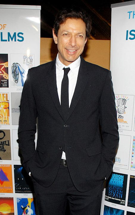Goldblum Jeff Isreal Film Fes