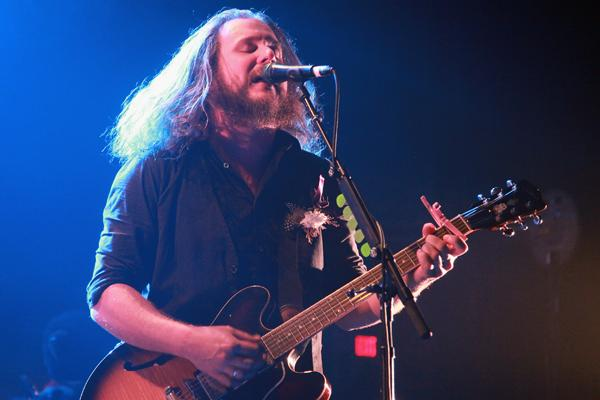 Jim James Spreads the Love in Louisville Tour Kickoff