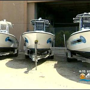 Miami Police Marine Patrol Reports Break-In & $18,000 In Damages