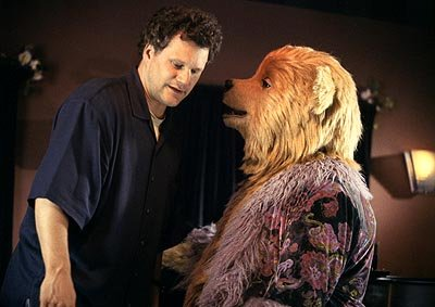 Peter Hastings directs &quot;Trixie&quot; in Walt Disney's The Country Bears
