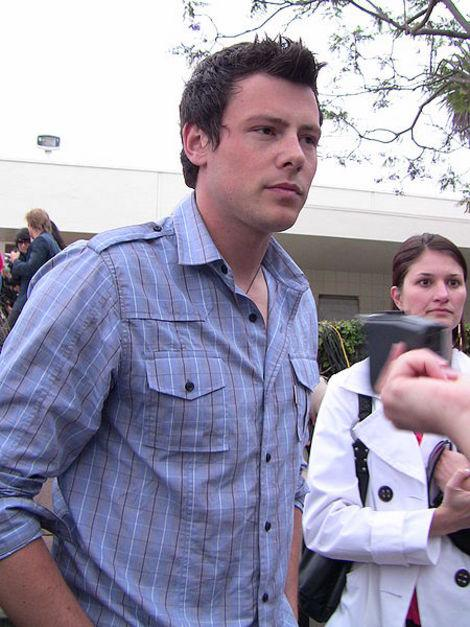 Cory Monteith (Glee's Finn Hudson) is the King of Cool, both on and off screen.