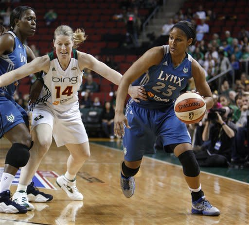 Storm outlast Lynx in 2OT to force Game 3