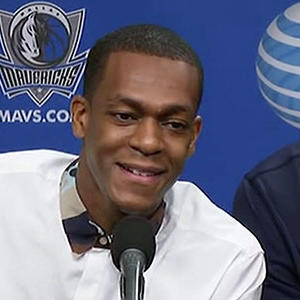 Rajon Rondo 'Excited' to Join Dallas Mavericks