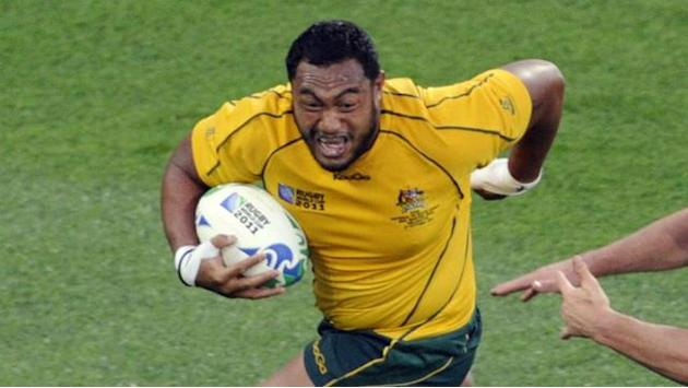 Super Rugby - Kepu pens two-year extension