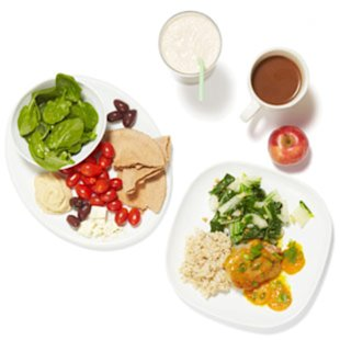 What Does a 1,200-Calorie Day Look Like?