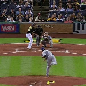 Norris throws out Polanco