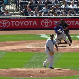 Andrus' two-run single