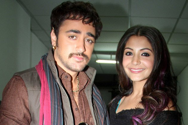 Imran and Anushka promote …