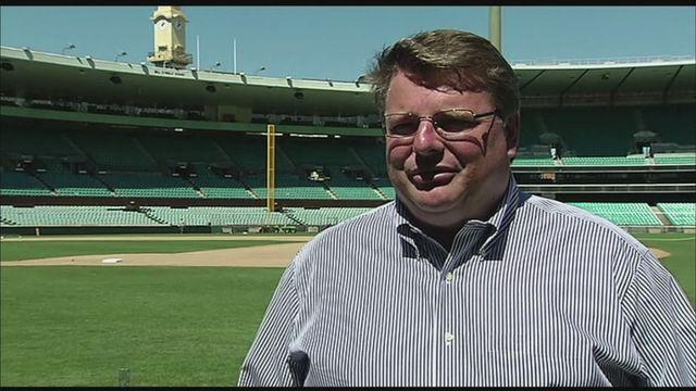 Sydney set to host MLB Opening Series