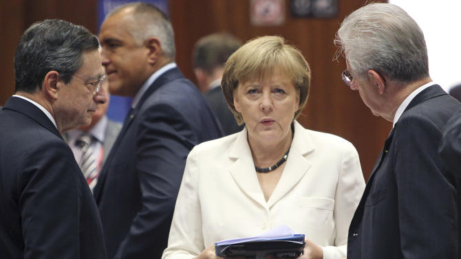 After 3 bumpy years, Europe turns corner on crisis