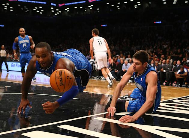 Orlando Magic v Brooklyn Nets