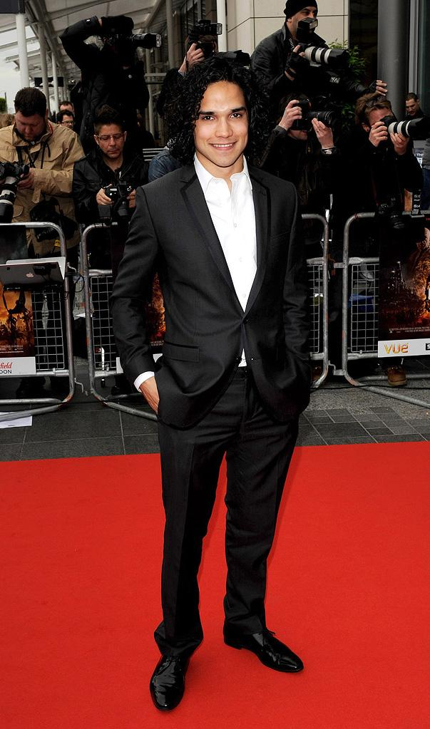 Prince of Persia The Sands of Time UK Premiere 2010 Reece Ritchie