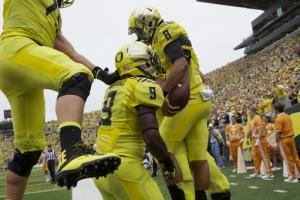 No. 2 Ducks dominate Tennessee 59-14