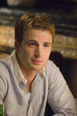 Chris Evans in The Weinstein Company's The Nanny Diaries