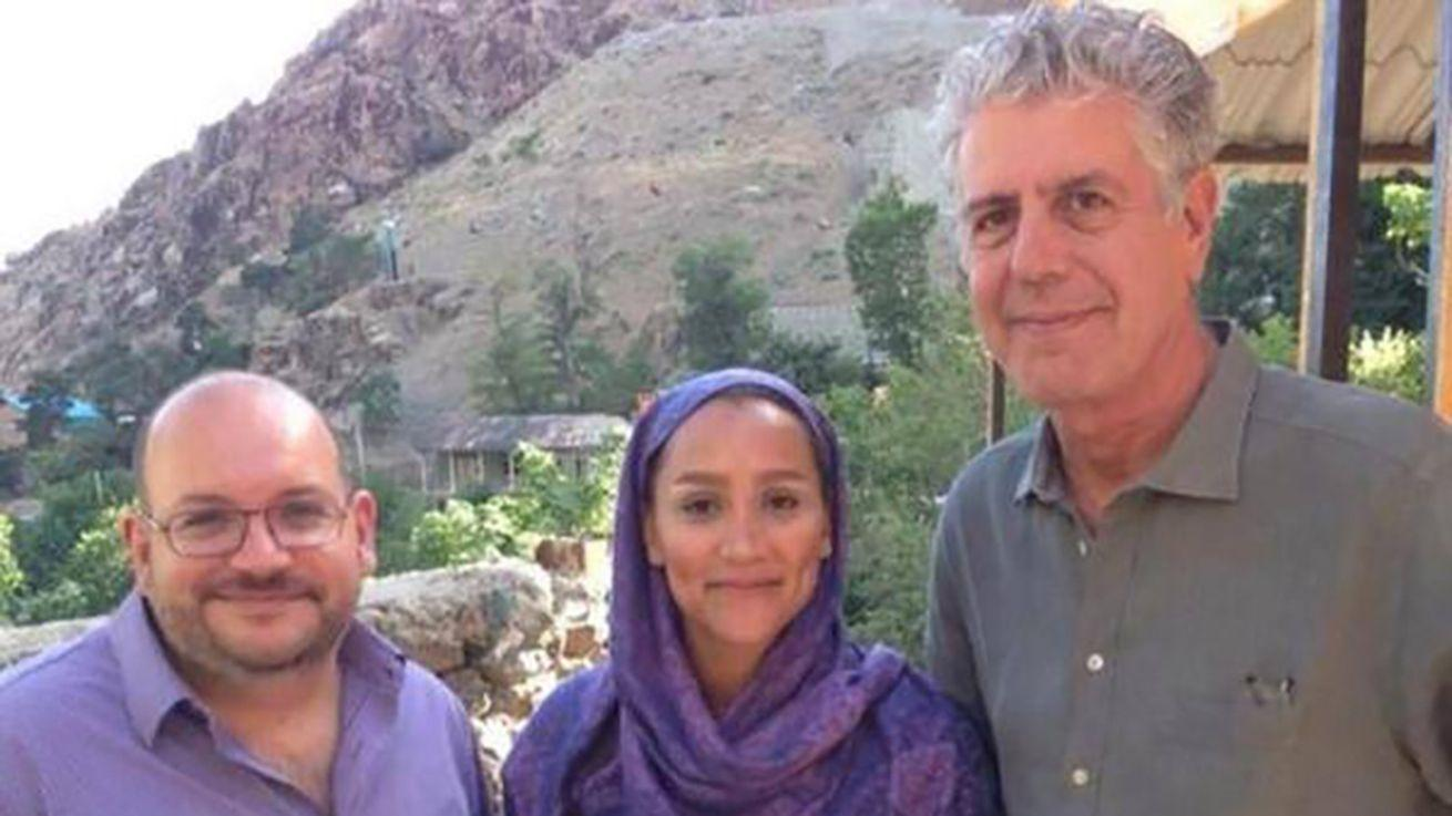 Anthony Bourdain Calls Journalist Jason Rezaian's Espionage Conviction a 'Sickening Injustice'