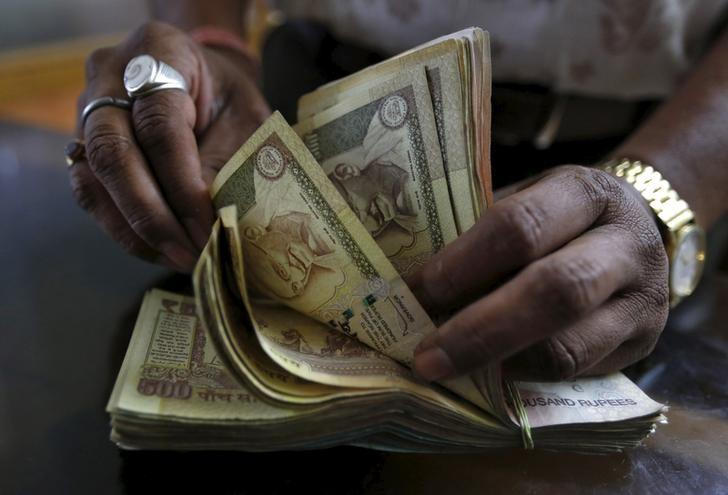 India's April-October fiscal deficit touches 74 percent of full-year target