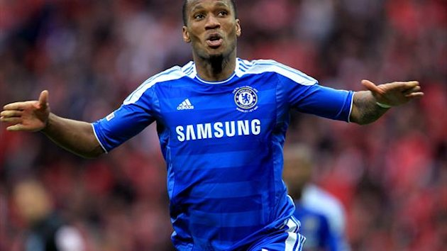 Didier Drogba is focusing on playing for Shanghai Shenhua