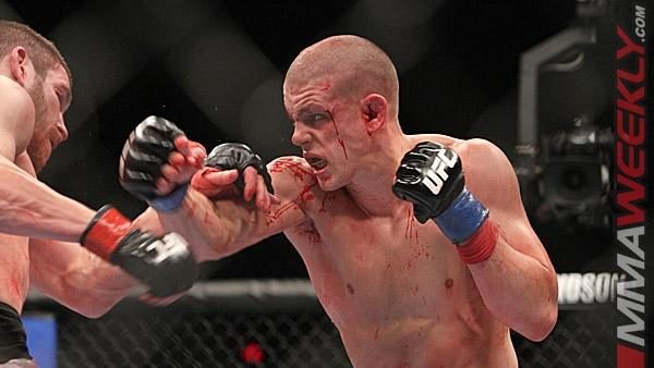 Joe Lauzon Prepared for UFC Fight Night Following Tougher Fight at Home