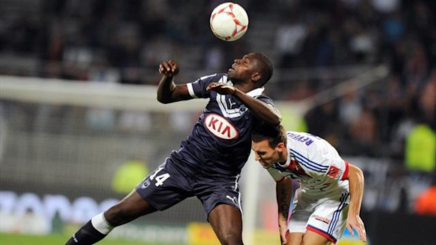 Ligue 1 2012/2013 Lyon Bordeaux