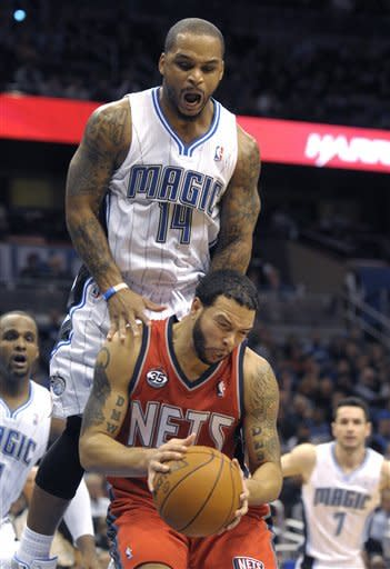 Magic have little trouble in beating Nets 94-78