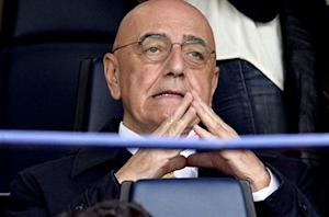 Galliani rules out Milan signings