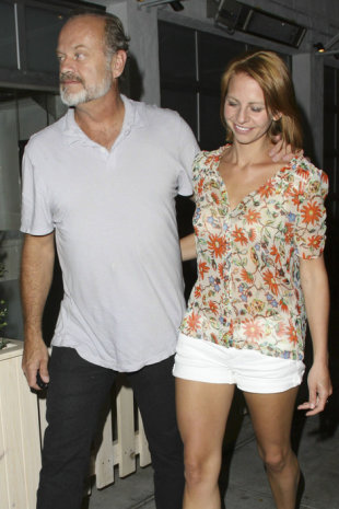 Kelsey Grammar and Kayte Walsh