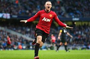 Rooney proud to overtake Sir Bobby Charlton's Manchester derby goalscoring record