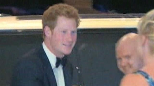Prince Harry to visit the U.S. in May