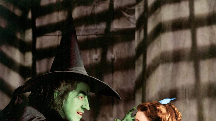 The Wizard of Oz 1939 Margaret Hamilton Judy Garland