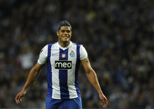 Porto striker Hulk