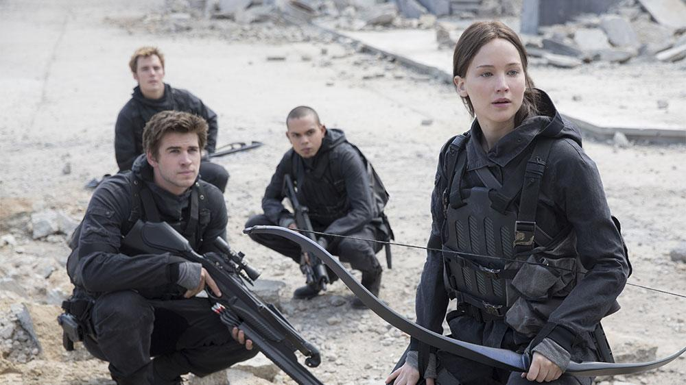 Box Office: 'Hunger Games' Clinches Holiday Victory Over 'Creed,' 'Good Dinosaur'
