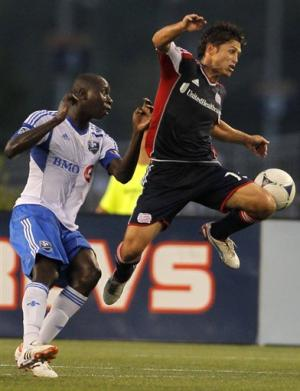 Nyassi in Impact's 1-0 win over Revolution